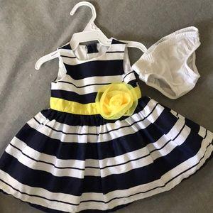 Adorable baby girl dress!